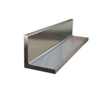 ASTM EN JIS standard mild angle steel/hot dip galvanized L steel bar