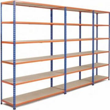 Adjustable Easy Install Industrial 4 Layers Shelf Metal Shelving Rack