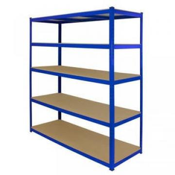 large storage space heavy duty metal storage shelf