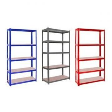Stainless steel pallet rack Garage shelving book shelf wooden display shelf