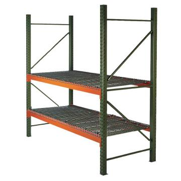 2015 hot sell NSF 100KGS heavy duty 6 layer home use epoxy metal wire shelf (YB-WS003)