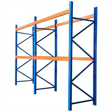 Jiangsu Supermarket or Warehouse Storage Equipment Metal Storage Pallet Rack