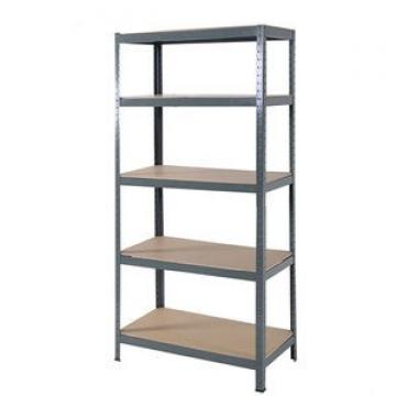 Q235B Steel Material Storage Rack Boltless Commercial Industrial Warehouse Storage Shelving with Long Life Time