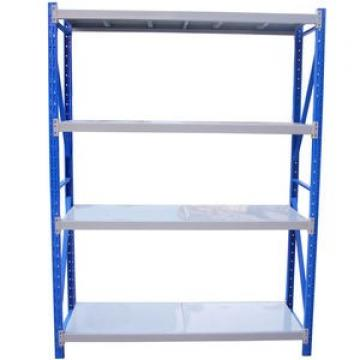 Warehouse storage teardrop used commercial shelving
