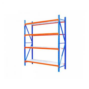 Wholesale Hoifat black store warehouse utility adjustable 5-shelf steel metal boltless display storage rack wire shelving unit