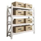 Heavy duty metal warehouse storage shelf for sale