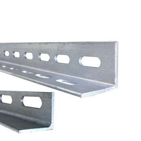 Unequal angle steel china manufacturing carbon structural slotted angle steel iron #1 image