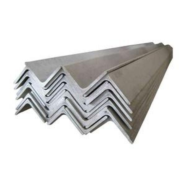 Factory outlet Custom size mild steel equal angle #1 image