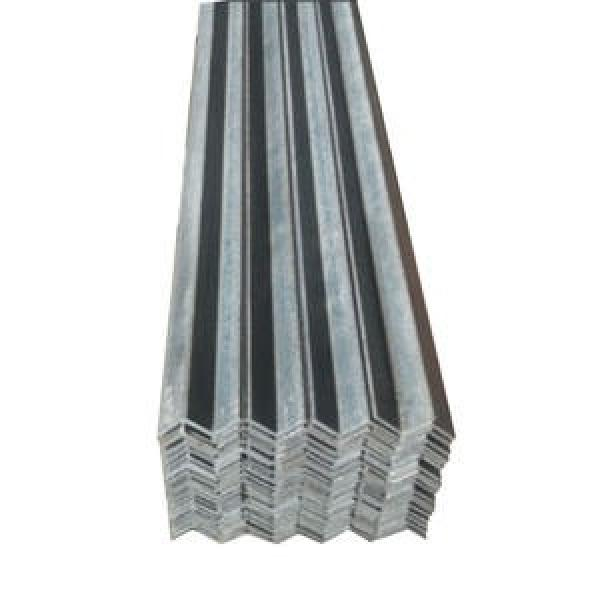 Galvanized price per kg iron slotted steel angle bar #1 image