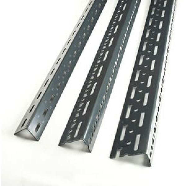 China High Quality Steel Slotted Angle factory price #1 image