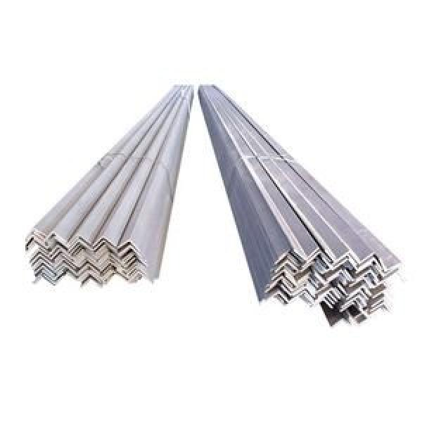 ASME 316L and 304 Slotted steel angle bar #2 image