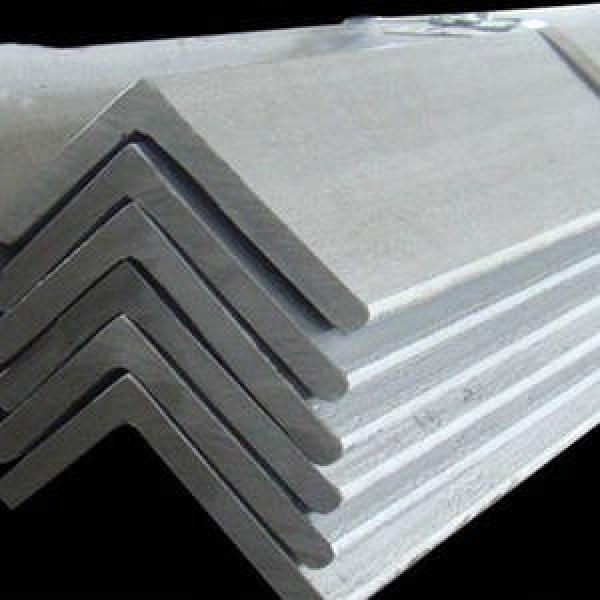 304L Slotted Stainless Angle Steel Bars For Building Material #1 image