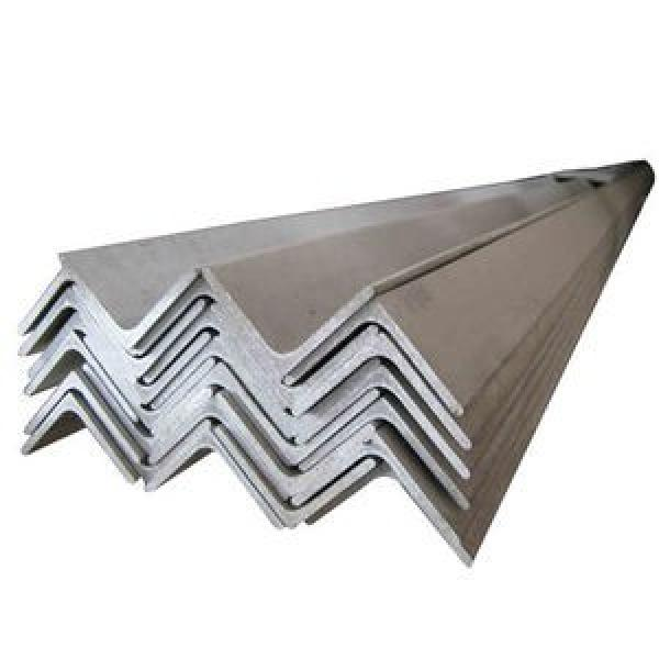 China Mill Punched Slotted low price JIS standard sizes angle steel iron #2 image