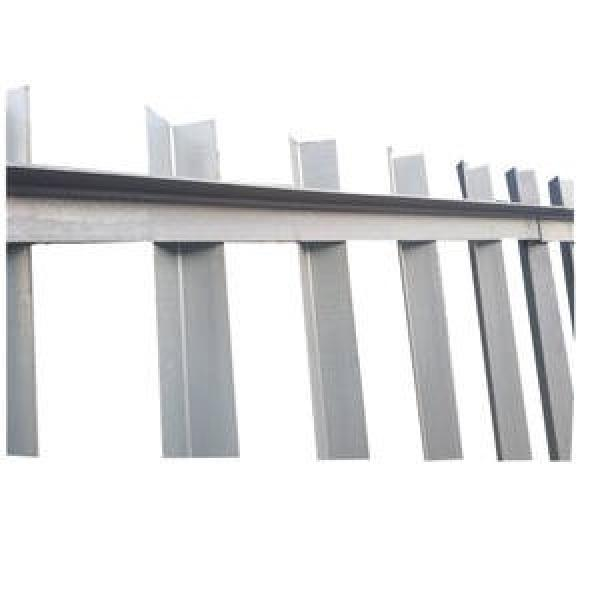 power coated steel slotted angle for assemble rack and steel frames #1 image