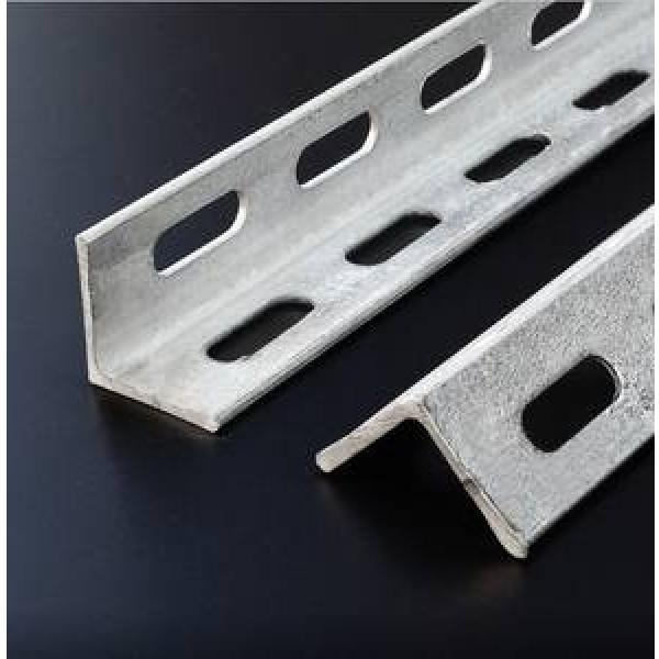 China High Quality Steel Slotted Angle factory price #3 image