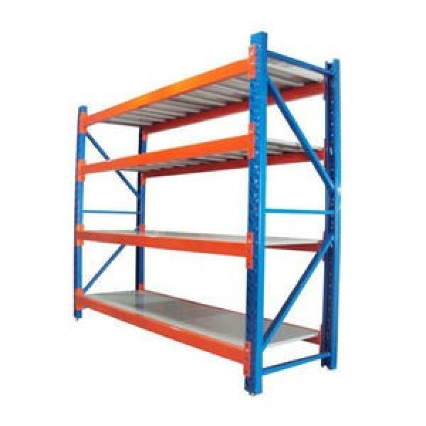 Hot sales Industrial warehouse steel folding stackable tire rack from factory #2 image