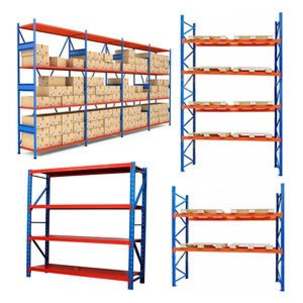 Selective pallet racking heavy duty steel rack for warehouse storage #2 image