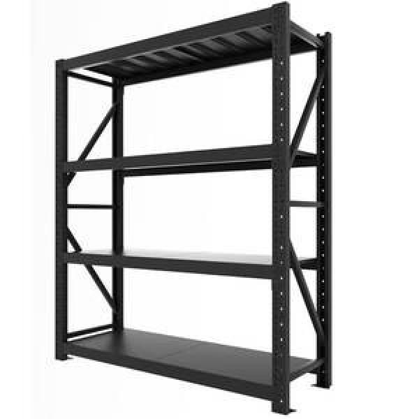 Selective pallet racking heavy duty steel rack for warehouse storage #3 image