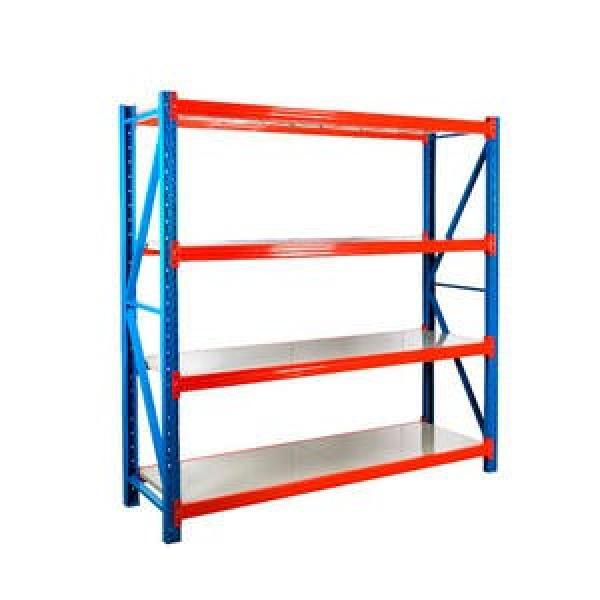 Selective pallet racking heavy duty steel rack for warehouse storage #1 image
