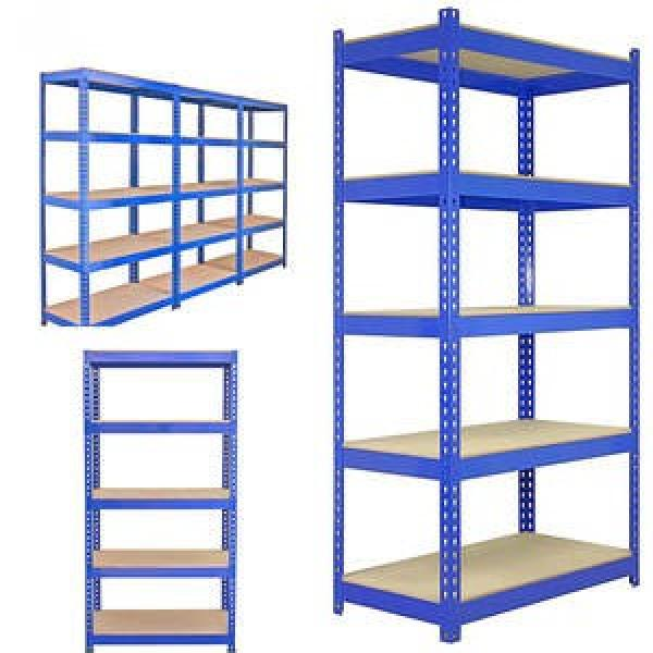 Heavy duty 300kg per layer metal warehouse storage pallet rack for industrial #3 image