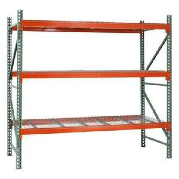 Heavy duty pallet racking with step beam for warehouse carton storage #2 image