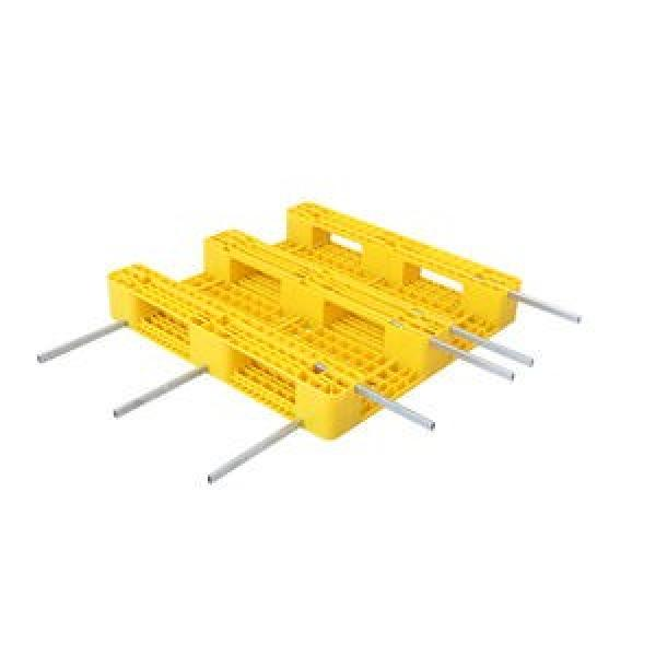 Heavy duty pallet racking with step beam for warehouse carton storage #3 image