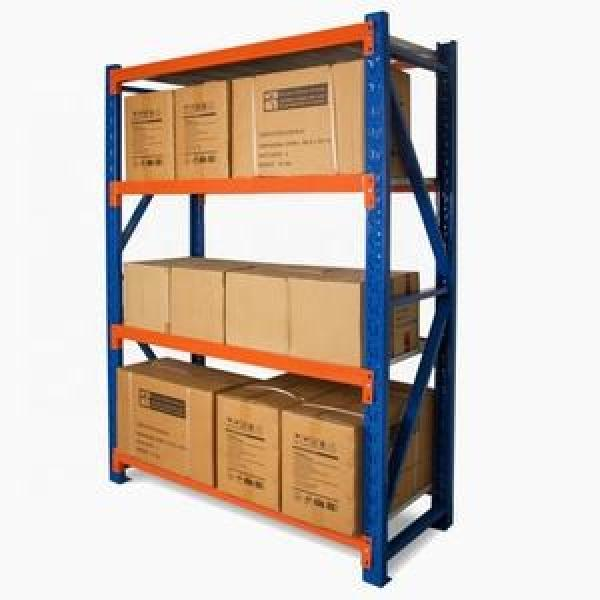 heavy duty 3000kg/layer capacity steel shelving for warehouse #1 image