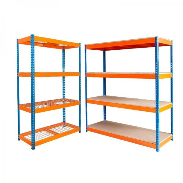 China Top 10 Commercial and Industrial storage Longspan Shelving #2 image