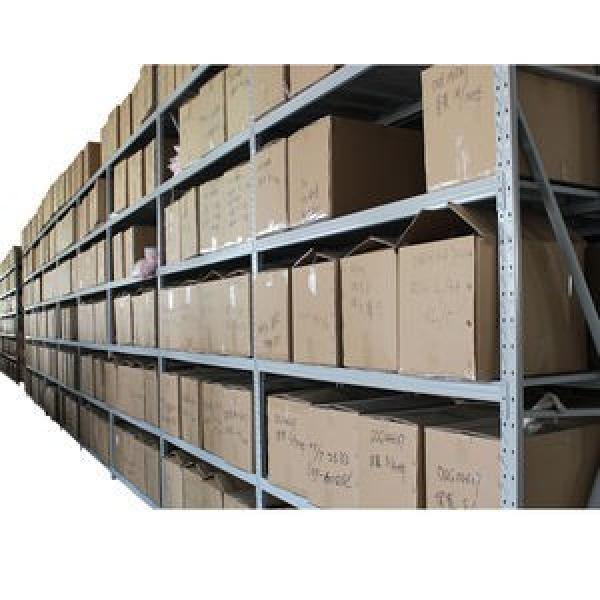 Industry Warehouse Medium Duty Long span commercial shelving and pallet racking manufacturer #2 image