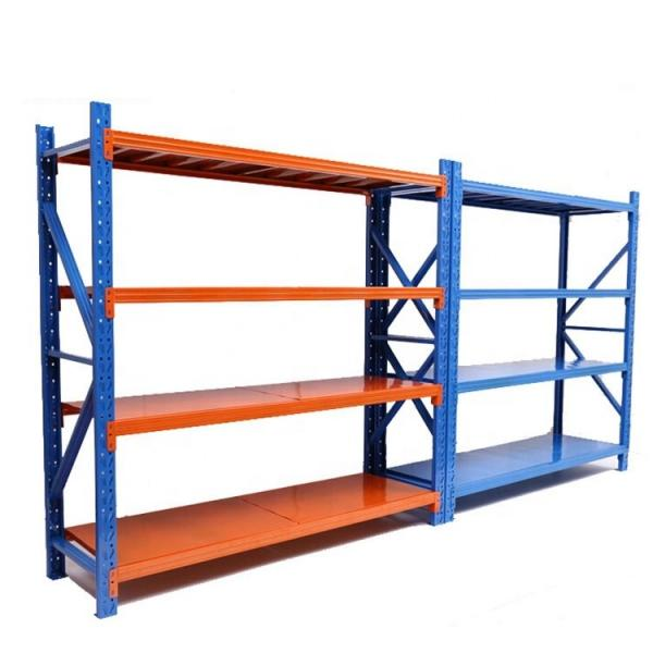high style supermarket industrial shelving units #1 image