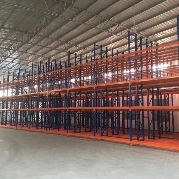 Grade Rolling Storage Racks Industrial Certificated Stackable Storage Steel Tire Pallet Rack Pallet Storage Racks #3 image