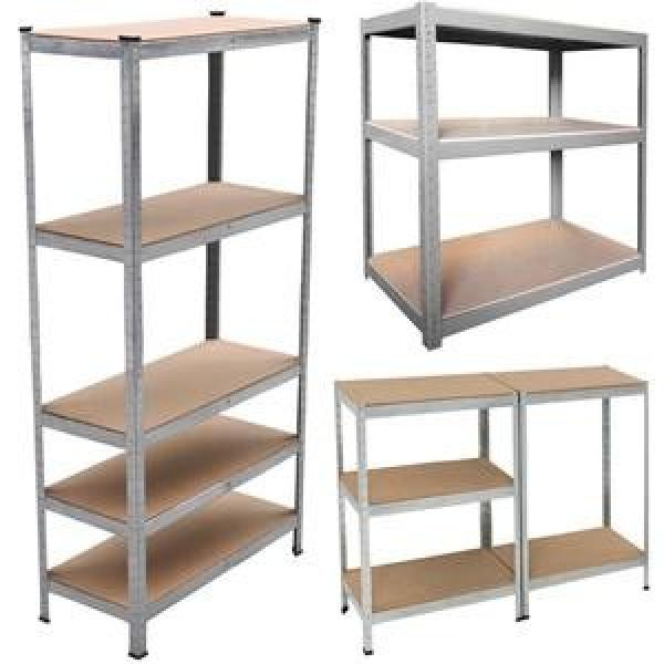 heavy duty 3000kg/layer capacity steel shelving for warehouse #2 image