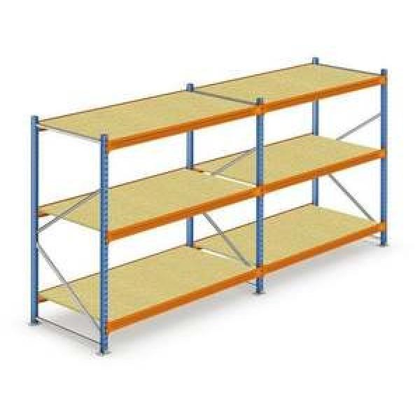 Industrial Galvanized Shelving System for Warehouse Storage #1 image