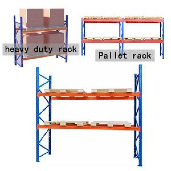 Industrial Galvanized Shelving System for Warehouse Storage #3 image