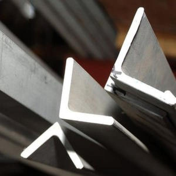 1 kg Steel Price in India Slotted Angle Unistrut Angle Iron Steel Bar #1 image