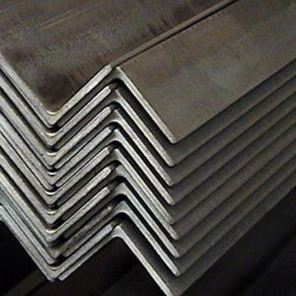 prime hot rolled mild carbon angle steel bar/m s angle price #2 image