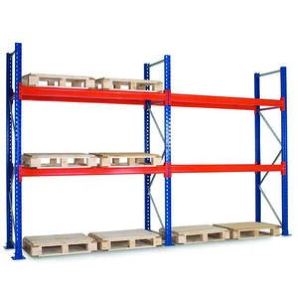 High standard in quality heavy duty pallet rack shelving systems #1 image