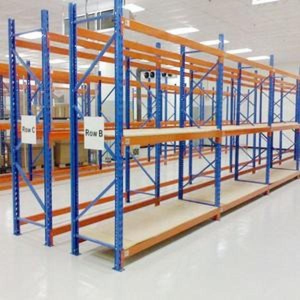 High standard in quality heavy duty pallet rack shelving systems #2 image