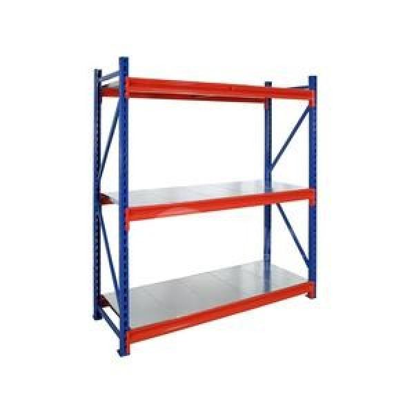 Adjustable Commercial Warehouse Heavy Duty Racking System Boltless Angle Shelving #2 image