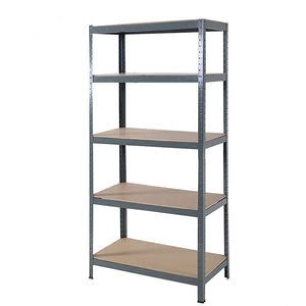 Warehouse storage teardrop used commercial shelving #3 image