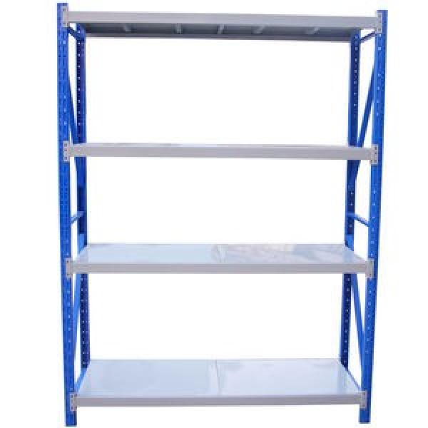 Industry Warehouse Medium Duty Long span commercial shelving and pallet racking manufacturer #1 image