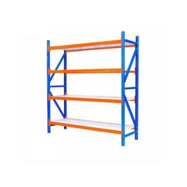 Hot sales Industrial warehouse steel folding stackable tire rack from factory #1 image