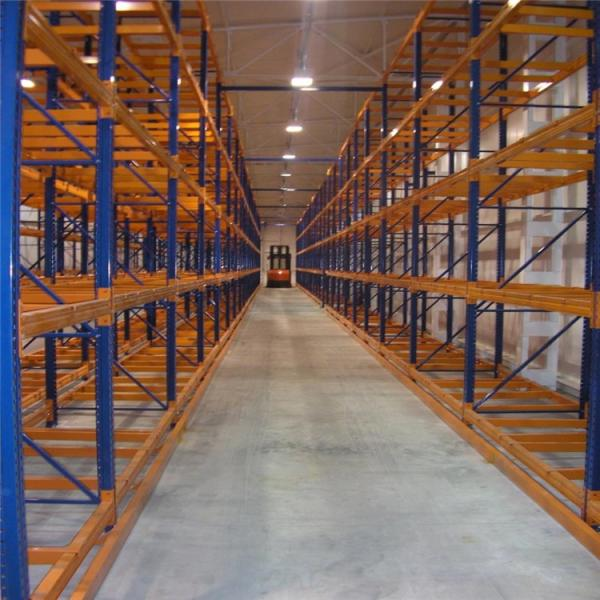 Multipurpose Selective Steel Pallet Storage Shelving Rack Industrial Warehouse Racking Systems Supplier in Malaysia #1 image
