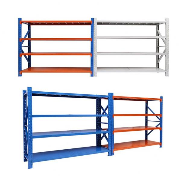 Multipurpose Selective Steel Pallet Storage Shelving Rack Industrial Warehouse Racking Systems Supplier in Malaysia #3 image