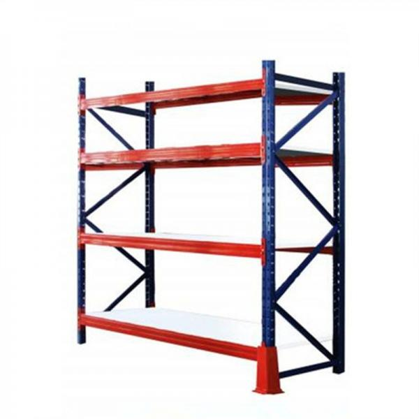Chinese supplier medium duty steel fabric roll shelf racks with ISO CE certificate #1 image