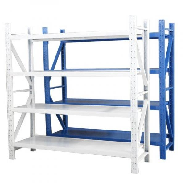 NSF Metal 6 Tier retail display garage storage Heavy Duty Height Adjustable Commercial Grade wire shelving unit #2 image
