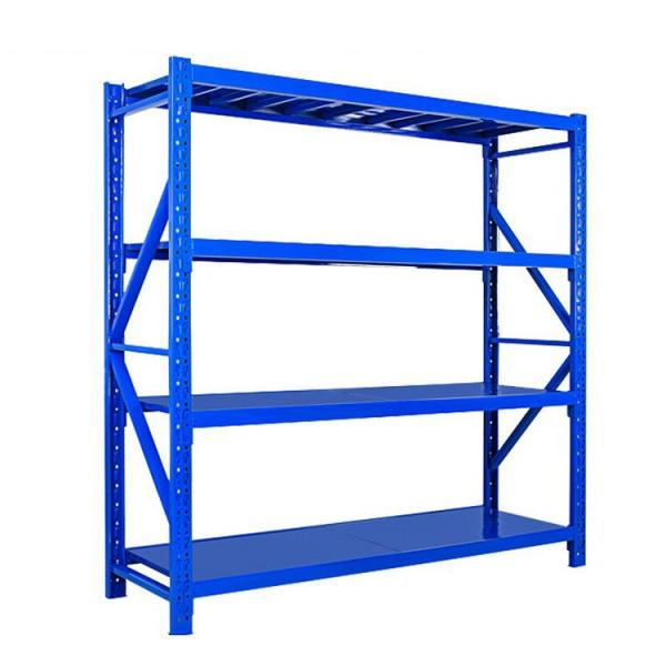 Light Duty corrosion protection Warehouse industrial boltless rack #1 image
