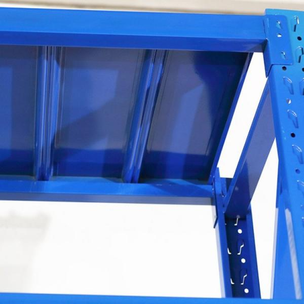 Wholesale Hoifat industrial grade commercial warehouse pallet heavy duty metal upright frame garage rack wire shelving #1 image