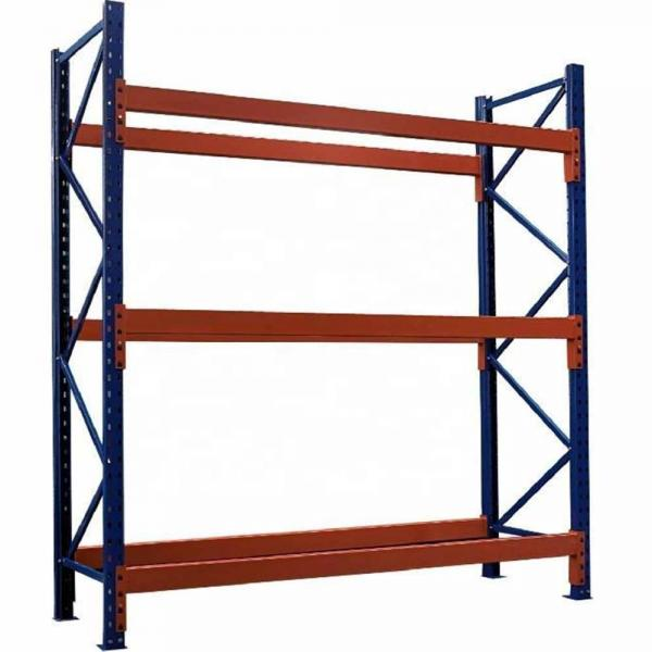 integrated industrial shelving rack with high quality and heavy duty capacity #1 image